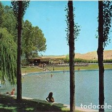 Postales: HUÉSCAR - 3 FUENCALIENTE - PISCINA NATURAL. Lote 194271616