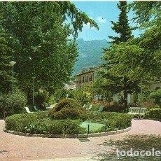 Postales: CAZORLA - 6 PARQUE DEL SANTO CRISTO. Lote 194271796