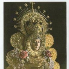Postales: POSTAL DE NUESTRA SEÑORA DEL ROCIO PATRONA DE ALMONTE-HERMANDAD MATRIZ DE ALMONTE-SIN CIRCULAR. Lote 194289925