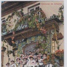 Postales: SEVILLA. CONCURSO DE BALCONES. TOMAS SANZ, SEVILLA. 3.E.SIN CIRCULAR.. Lote 194292967