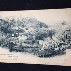 Postales: POSTAL GRANADA VISTA GENERAL LINARES N 62 NO CIRCULADA. Lote 194293101