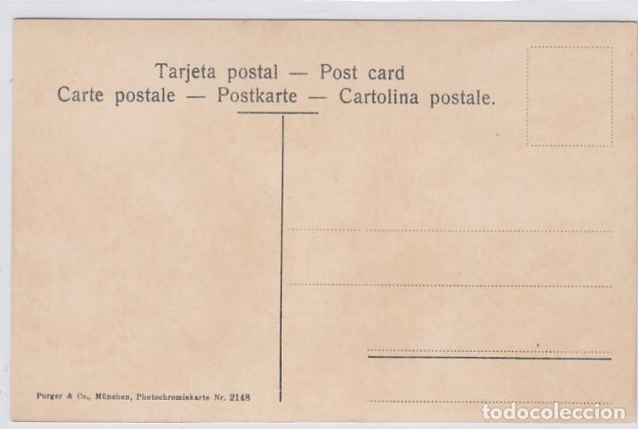 Postales: Sevilla. En la huerta del tio Milindris. Colección Tomas Sanz, Sevilla.32 Purger 2148.Sin circular. - Foto 2 - 194293126
