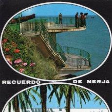 Postales: NERJA (MÁLAGA) - (POSTALES COSTA DEL SOL Nº 2.016) SIN CIRCULAR / P-6596. Lote 194297698