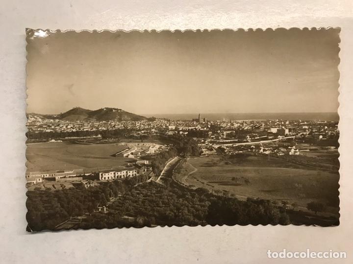 MALAGA. POSTAL FOTOGRAFÍCA NO.11 VISTA GENERAL. EDITA: GARCIA GARRABELLA (H.1950?) S/C. (Postales - España - Andalucia Moderna (desde 1.940))