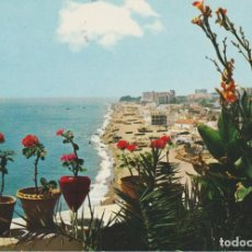 Postales: (71) TORREMOLINOS. PLAYA DE LA CARIHUELA. Lote 194330997