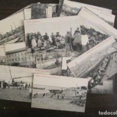 Postales: MALAGA-LOTE DE 41 POSTALES ANTIGUAS-THOMAS-VER FOTOS-(67.004). Lote 194333494