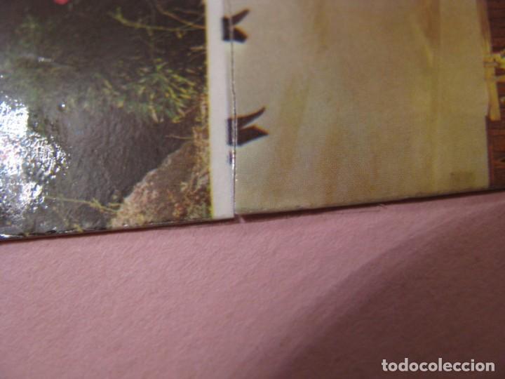 Postales: POSTAL DE RESTAURANTE LOS CORDOBESES. CUESTA DE LA PALMA. LOJA (GRANADA). CORTADA POR LA MITAD. - Foto 3 - 194335414