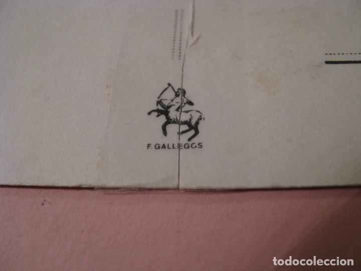 Postales: POSTAL DE RESTAURANTE LOS CORDOBESES. CUESTA DE LA PALMA. LOJA (GRANADA). CORTADA POR LA MITAD. - Foto 4 - 194335414