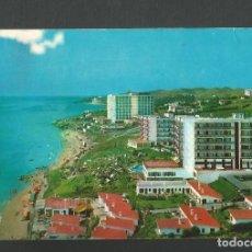Postales: POSTAL CIRCULADA - TORREMOLINOS 1011 - COSTA DEL SOL - MALAGA - EDITA BEASCOA. Lote 194359993