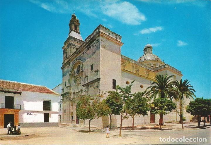 [POSTAL] IGLESIA DE SAN FRANCISCO. SANLÚCAR DE BARRAMEDA (CÁDIZ) (SIN CIRCULAR) (Postales - España - Andalucia Moderna (desde 1.940))