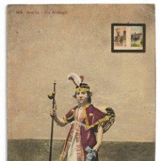 Postales: SEVILLA - SEMANA SANTA - UN ARCÁNGEL - P27142. Lote 194517231