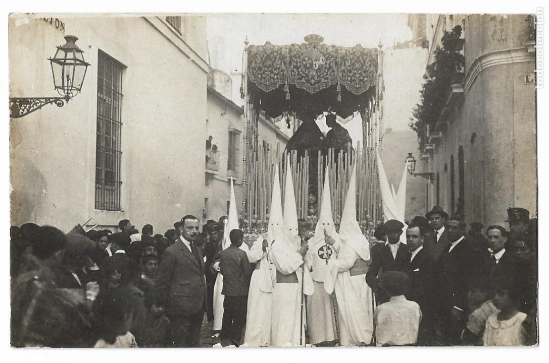 SEVILLA - SEMANA SANTA - P27142 (Postales - España - Andalucía Antigua (hasta 1939))