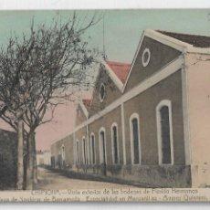 Postales: CHIPIONA - BODEGAS DE FLORIDO HERMANOS - P27142. Lote 194518703