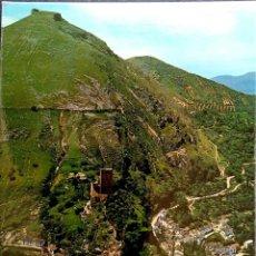 Postales: CAZORLA (JAÉN). 3 CASTILLO Y BARRIO DE STA. MARÍA Y SAN ISICIO. FOTOCOLOR SAN ANTONIO. NUEVA. COLOR. Lote 194553717