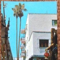Postales: TORREMOLINOS - PASAJE DE SAN MIGUEL. Lote 194569683