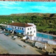 Postales: CULLAR BAZA - GRANADA - BAR RESTAURANTE VENTA DEL ANGEL - CAMION CERVEZA ESTRELLA DE LEVANTE. Lote 194569888