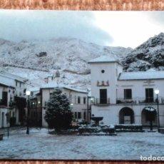 Postales: GRAZALEMA - CADIZ - PLAZA DE ESPAÑA. Lote 194576106