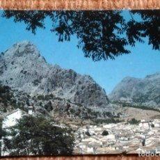Postales: GRAZALEMA - CADIZ - PEÑON GRANDE. Lote 194576200