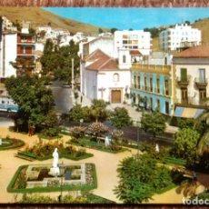 Postales: MALAGA - PLAZA DE LA VICTORIA. Lote 194576680