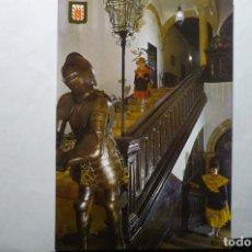Postales: POSTAL UBEDA.-PARADOR CONDESTABLE DAVALOS - CM. Lote 194645622