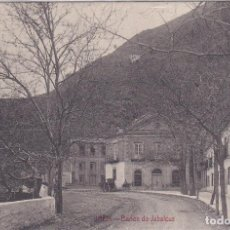 Postales: JAEN - BAÑOS DE JABALCRUZ. Lote 194650371