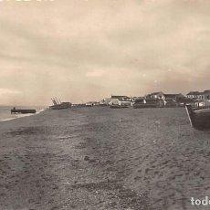Postales: MALAGÁ.- TORREMOLINOS.-PLAYA DE PESCADORES. Lote 194676530