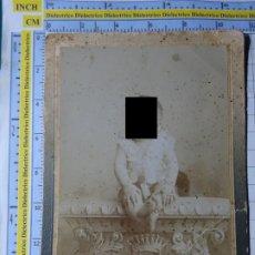 Postales: FOTO FOTOGRAFÍA SIGLO XIX - INICIOS XX. FOTOGRAFÍA MODERNA DE JOSE MARÍA REYES DE RONDA. BEBE. 2357. Lote 194701545
