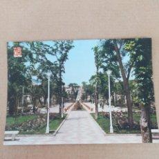 Postales: POSTAL JAÉN ALAMEDA CALVO DE SOTELO. ED PERGAMINO. Lote 194704190