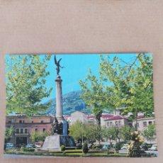Postales: POSTAL JAÉN MONUMENTO A LAS BATALLAS DE BAILÉN Y NAVAS DE TOLOSA. Lote 194704675