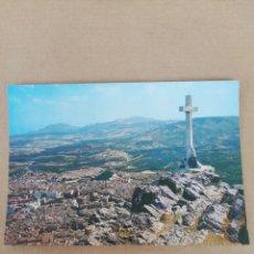 Postales: POSTAL JAÉN VISTA PARCIAL DEL CASTILLO DE SANTA CATALINA. Lote 194704830