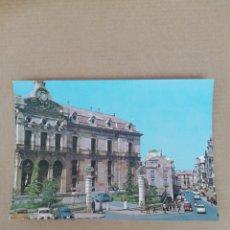 Postales: POSTAL JAÉN PLAZA DE SAN FRANCISCO GOBIERNO CIVIL. Lote 194705553