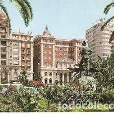 Postales: POSTAL MÁLAGA. JARDINES DE LA MARINA. EL CENACHERO. 73-246. Lote 194715701