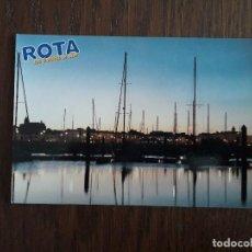 Postales: POSTAL DE ROTA, UN BALCÓN AL MAR. ANDALUCÍA. Lote 194718933
