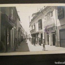 Postales: ECIJA-CALLE-FARMACIA...-ARCHIVO ROISIN-FOTO PEGADA-FOTOGRAFICA-POSTAL PROTOTIPO ANTIGUA-(67.889). Lote 194727011