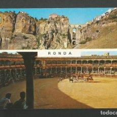 Postales: POSTAL SIN CIRCULAR - RONDA 34 - COSTA DEL SOL - MALAGA - EDITA ESCUDO DE ORO. Lote 194747045