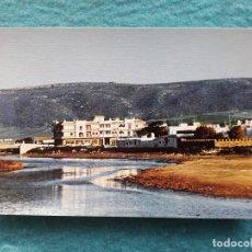 Postales: ZAHARA DE LOS ATUNES. CÁDIZ. RÍO CACHÓN. AÑO 1980.. Lote 194757863