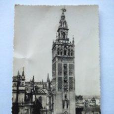 Postales: POSTAL -- SEVILLA - LA GIRALDA -- CIRCULADA -- . Lote 194777517