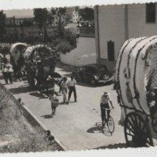 Postales: LOTE V-POSTAL TORREMOLINOS MALAGA ROMERIA. Lote 194785716