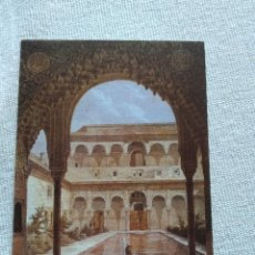 Postales: GRANADA. ALHAMBRA. Lote 194882932