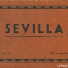 Postales: SEVILLA 20 FOTOGRAFÍAS- SERIE B. Lote 194904350