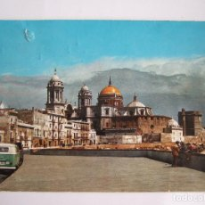 Postales: POSTAL CADIZ - CAMPO DEL SUR - 1963 - GARCIA GARRABELLA 11 - SIN CIRCULAR. Lote 194934418