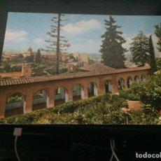 Postales: POSTAL DE GRANADA - BONITAS VISTAS - LA DE LA FOTO VER TODAS MIS POSTALES. Lote 194938602