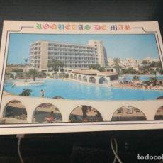 Postales: POSTAL DE ALMERIA - ROQUETAS DE MAR - BONITAS VISTAS - LA DE LA FOTO VER TODAS MIS POSTALES. Lote 194938982