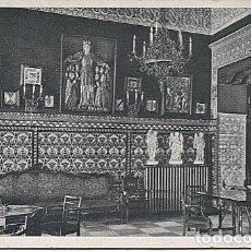 Postales: X123101 ANDALUCIA SEVILLA HOTEL MADRID THE DRAWING ROOM UN SALON. Lote 194947026