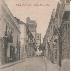 Postales: SAN ROQUE-CADIZ. Lote 194952287