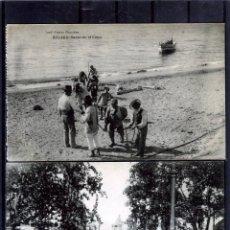 Postales: DOS POSTALES DE MALAGA ANTIGUAS-EDICIÓN JOSÉ FERRER ESCOBAR-NUEVAS SIN CIRCULAR .. Lote 195030048