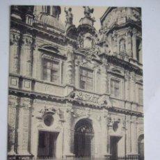 Postales: POSTAL SEVILLA -PORTADA IGLESIA DEL HOSPITAL DE SAN LUIS-COMISARIA DE LA CIUDAD DE SEVILLA PARA 1992. Lote 195032758