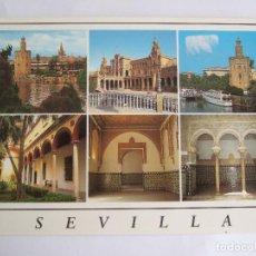 Postales: POSTAL SEVILLA - VARIOS ASPECTOS - 1998 - POSTALES GOMEZ - SIN CIRCULAR. Lote 195033188