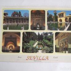 Postales: POSTAL SEVILLA - REAL ALCAZAR - 1997 - EDICIONES DAVID 1029 - SIN CIRCULAR. Lote 195033620
