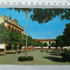 Postales: FOTO POSTAL SEVILLA SAN JOSÉ DE LA RINCONADA PLAZA DE ESPAÑA. Lote 195051297